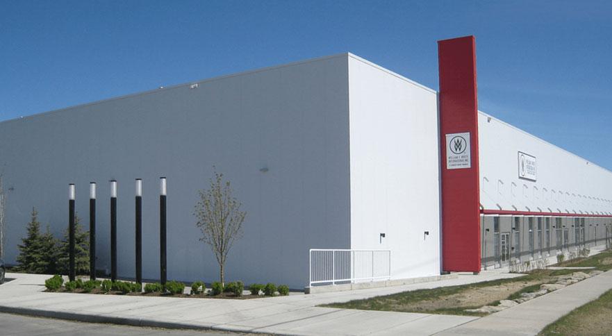 Calgary Film Centre building exterior.